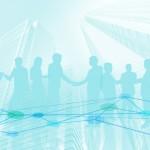 ネットワークビジネスで稼ぐためには、営業力と商才が必要でした。